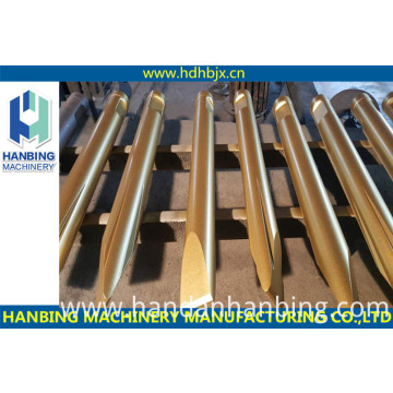 High Quality Low Price Factory Hydraulic Breaker Chisels