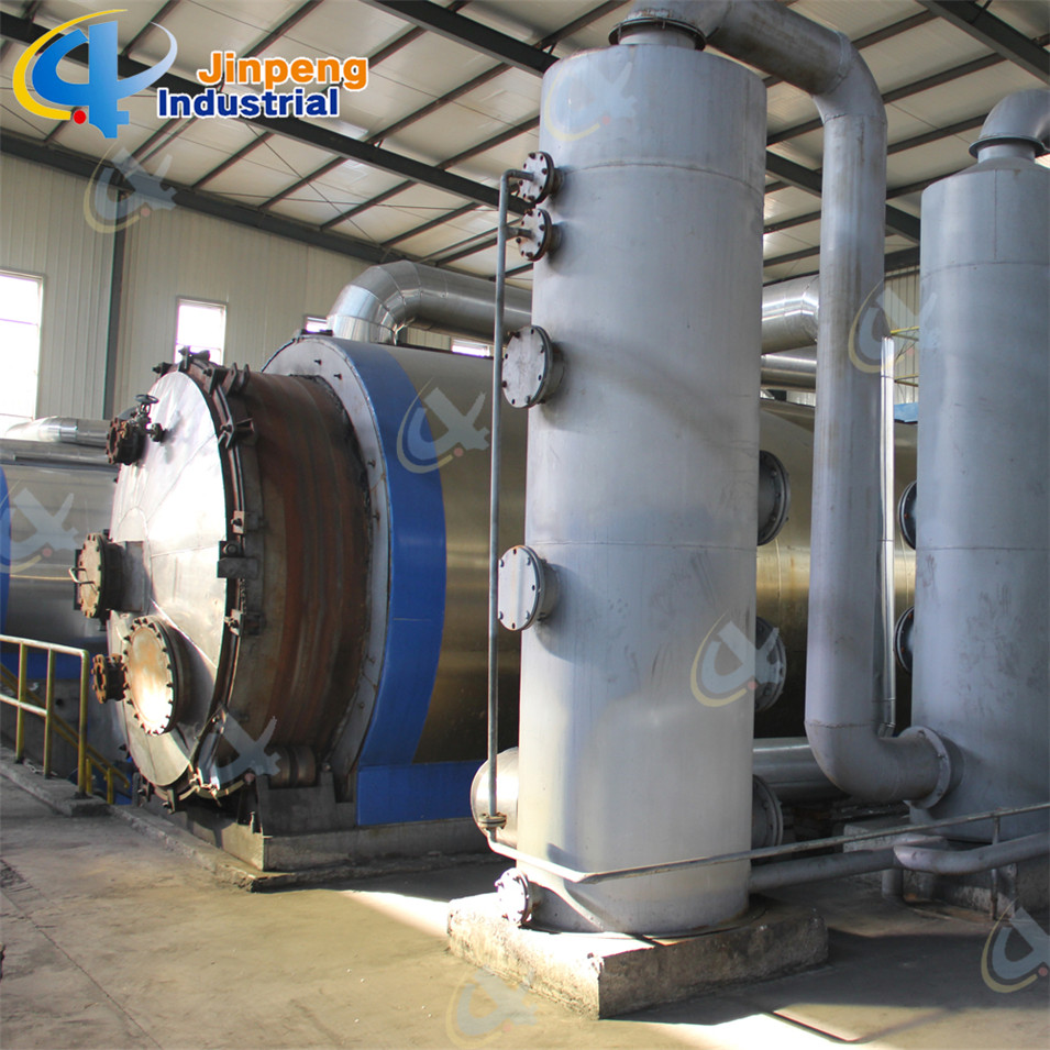 Waste Tire Oil Machinery
