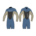 Seaskin 4/3MM Shortly Wetsuit Critical Taping Inside