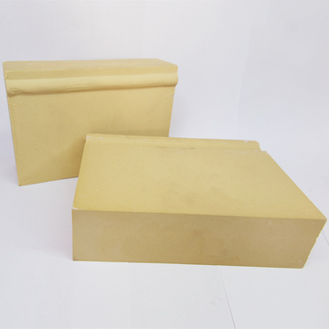 High shock resistant Alumina ceramic lining bricks