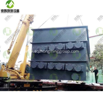 Automatic Waste Tyre Rubber Recycling Machine