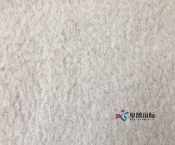 Plain Woven Woolen Fabric For Jacket