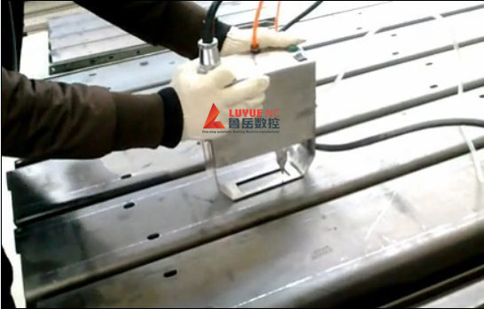 Mobile Pneumatic Marking Machine