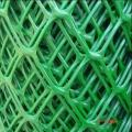 Plastic stretched hexangular pultry net