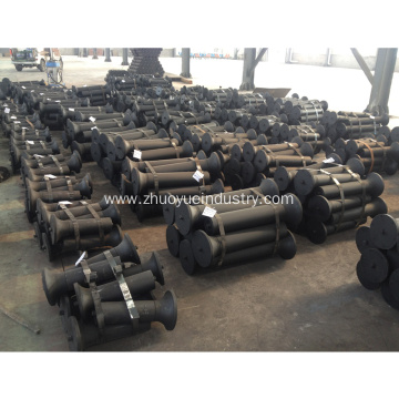 Friction Self-aligning Belt Conveyor Rollers