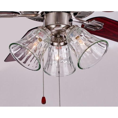 conventional decoration Ceiling Fan with light