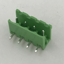 5.08mm pitch 90 degree PCB terminal block connector