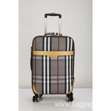 Rolling Printed Tourist Luggage