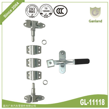 Cargo Trailer Cam Bar Lock Kits