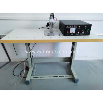 Ultrasonic Welding Flat Mask Making Machine