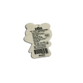 Product white hang tags