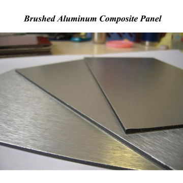 Construction Surface Materials Brushed ACP