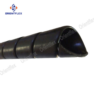 Light weight  spiral guard for hydraulic hose