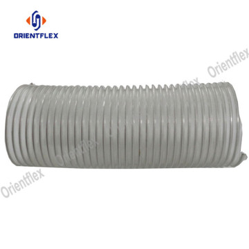 Ventilation pvc steel wire flexible duct pipe