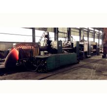 carbon steel elbow making machine