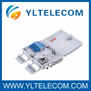 12 Cores FTTH Fiber Optic Distribution Termination Boxes