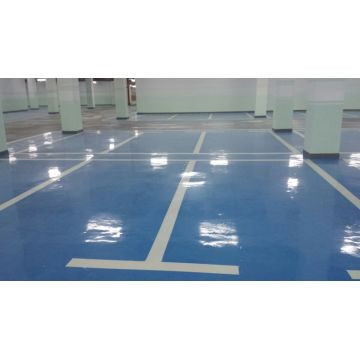 Cost saving epoxy coating