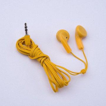 Wired stereo in ear earbuds
