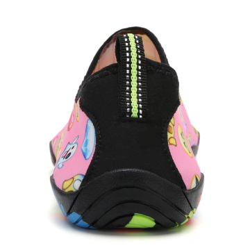 Indoor soft bottom yoga shoes