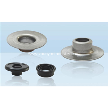 Belt Conveyor Idler Roller Stamping Ball Bearing Block