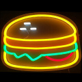 ALIMENTOS LED NEON LIGHT SIGN BOARD