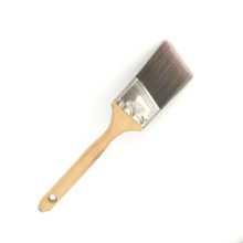 Free sampels professional cheap nylon boar bristle hair brush wood handle  paint