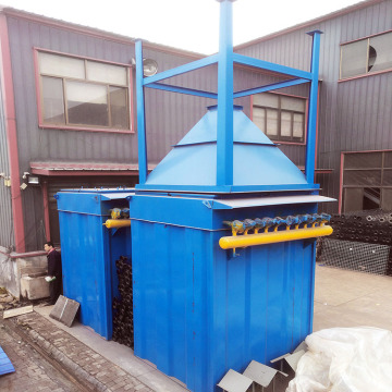 high efficiency pulse bag dust collector