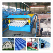 Fully Automatic Corrugated Sheet Machine