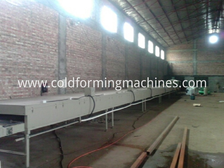 Color Metal Sheet Equipment
