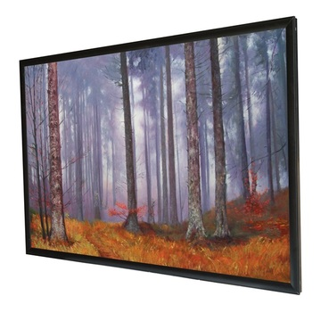 carbon crystal room heating panel