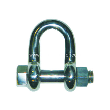 Steel D Shackle For Utility Trailers
