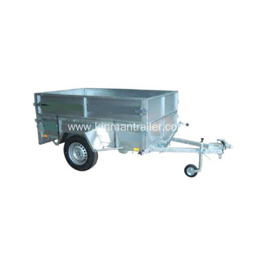 High Quality Box Trailer For Sale