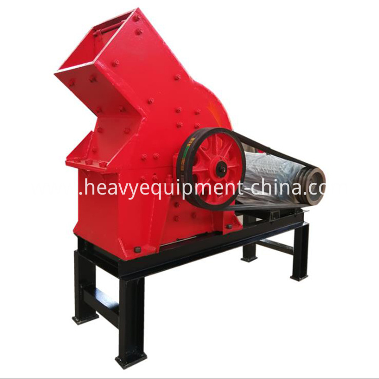 Mobile Glass Crusher