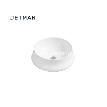 european style sanitary ceramic round shape