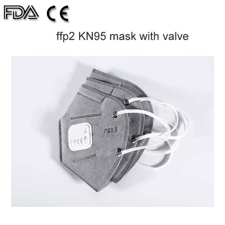 Kn95 Mask With Valve