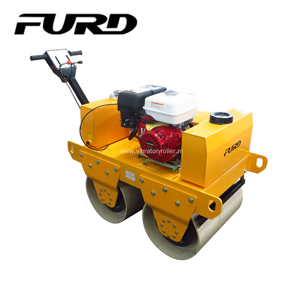 Factory Supply Gasoline Double Drum Rollers