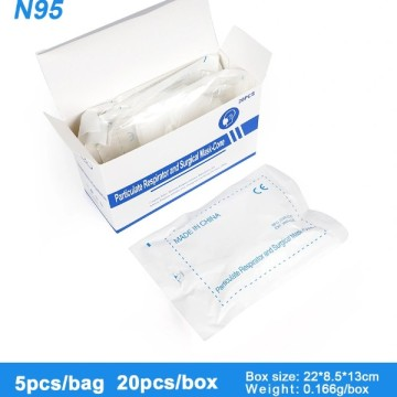 CE FDA Approved KN95 High Quality ProtectiveFace Mask