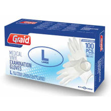 Disposable Examination Medical Vinyl Glove