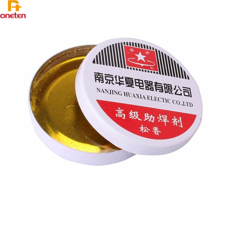 Repair Durability Rosin Soldering Flux Paste Solder Welding Grease Cream For Phone PCB Teaching Resources Solid Pure