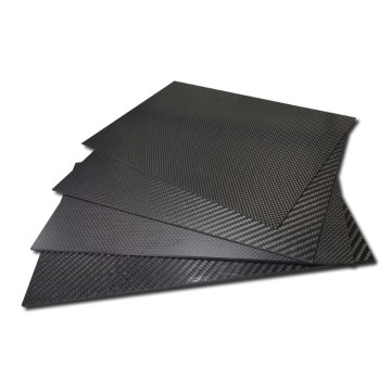 5mm Carbon Fiber Plate Panel Sheets Matte High Composite Hardness Material