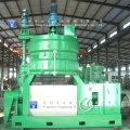 Cold automatic vegetable oil extractor machine