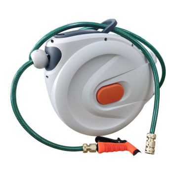 Automatic Retractable Garden Wall Mounted Water Hose Reel