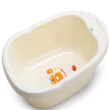 Safety Baby Plastic Washing Bathtub M