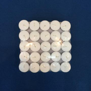 14Gram Long Burning White Tealight Candles Exporter