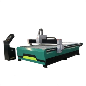 CNC metal cutting table plasma arc machining