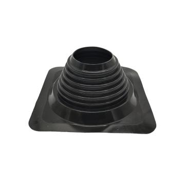 Hot Sale Waterproof Black Square-base Roof Flashing Boot