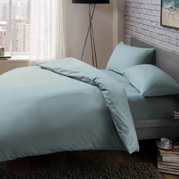 Cotton Blend 300TC Soft Duvet Covers