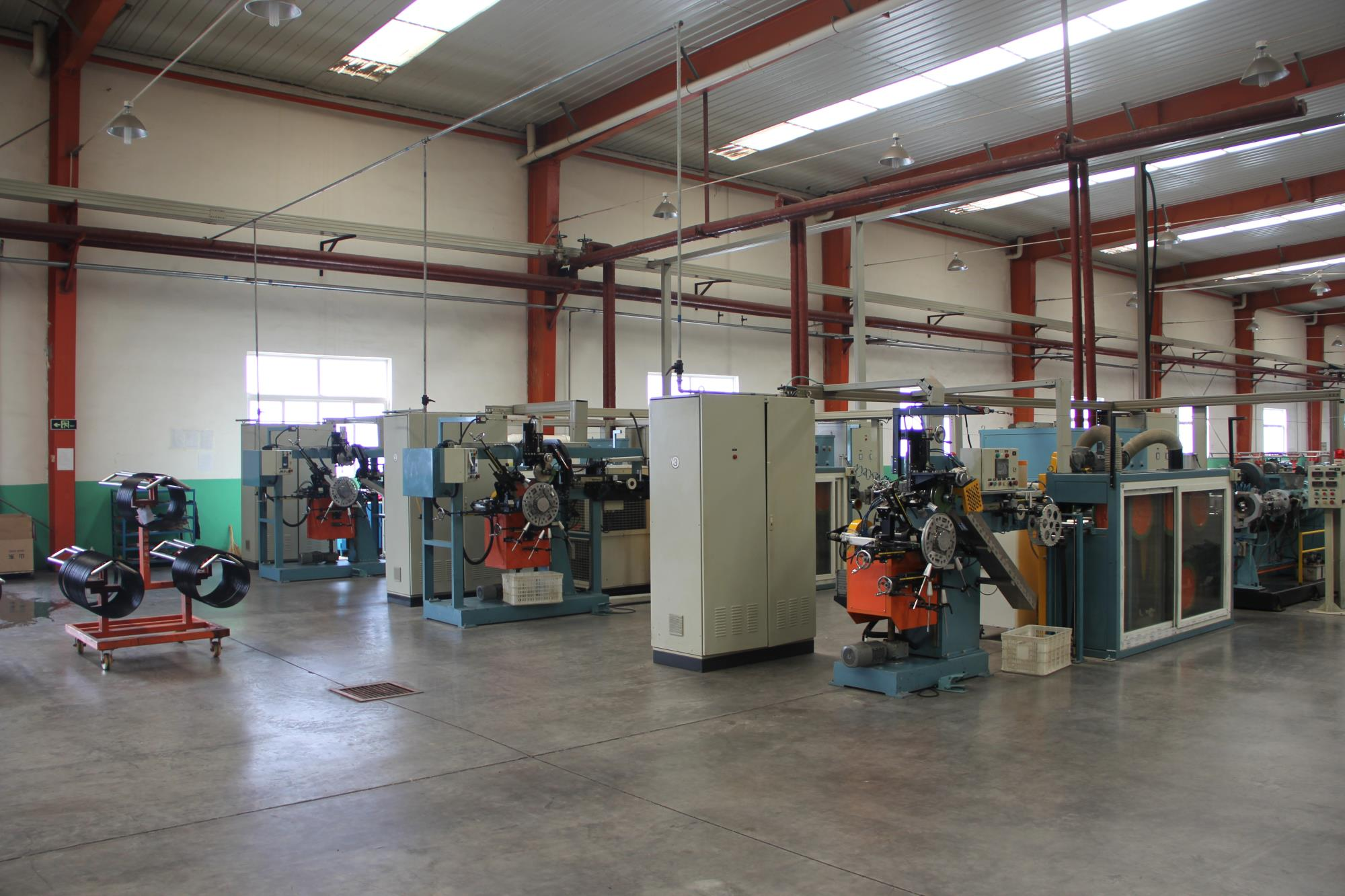 Workshop Bead Forming Machine