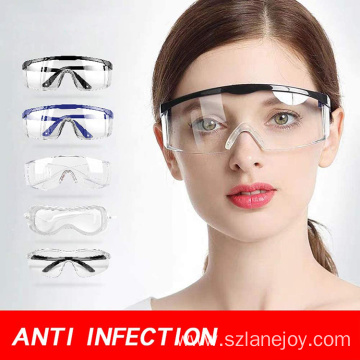 Plastic Safety Eyes Glasses/Goggle Rapid Diagnostic Test