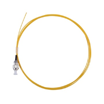 ST 0.9mm Simplex Fiber Optic Bundle Pigtail